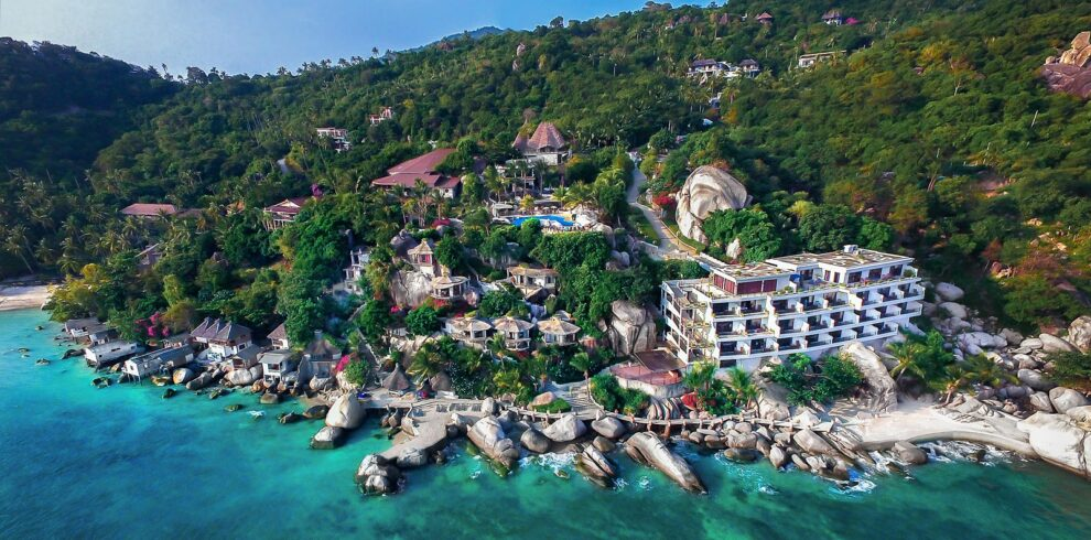 Jamahkiri-Resort-spa-Koh Tao-Thailand-beach