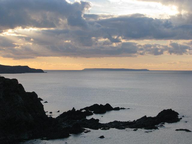 Diving Lundy Island, Devon