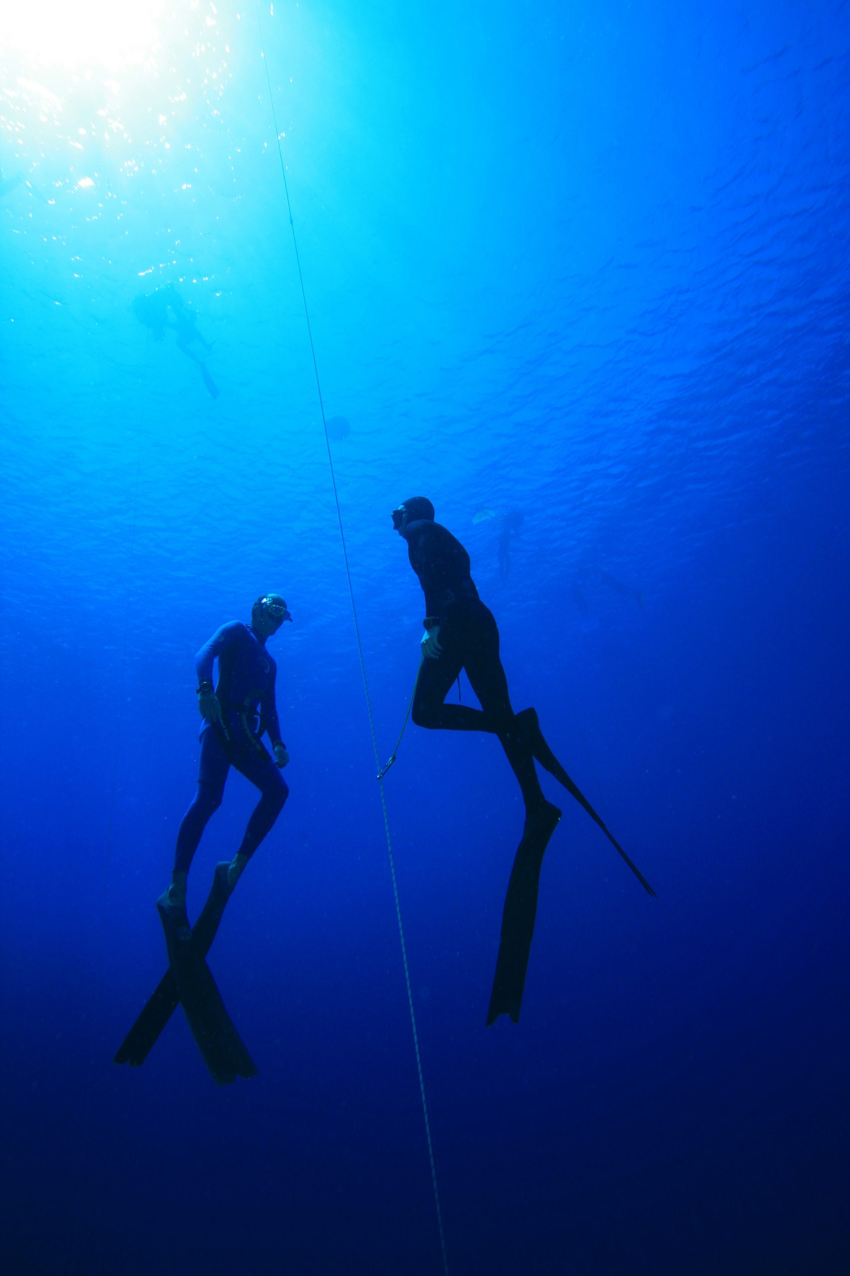 Freediving Record