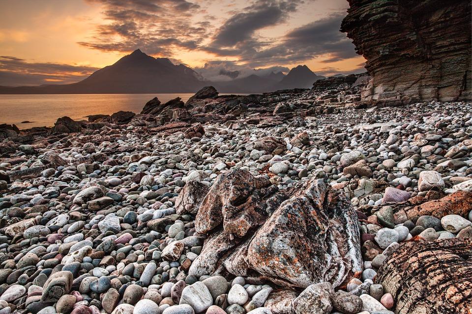 Scapa Flow, Orkney Islands, Scotland