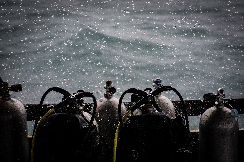 Junior Diving Training