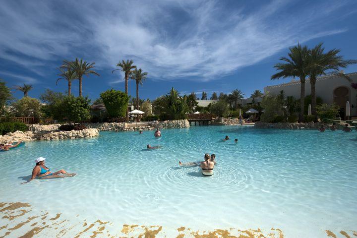 Ghazala Gardens Pool